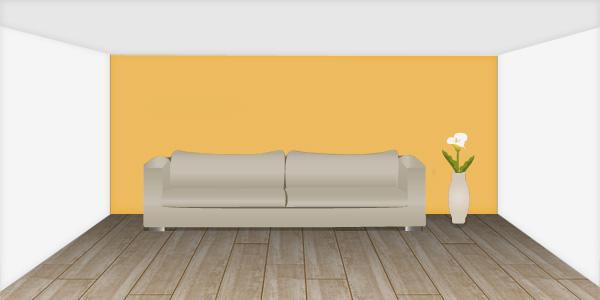 Trendfarben Farbe Gelb