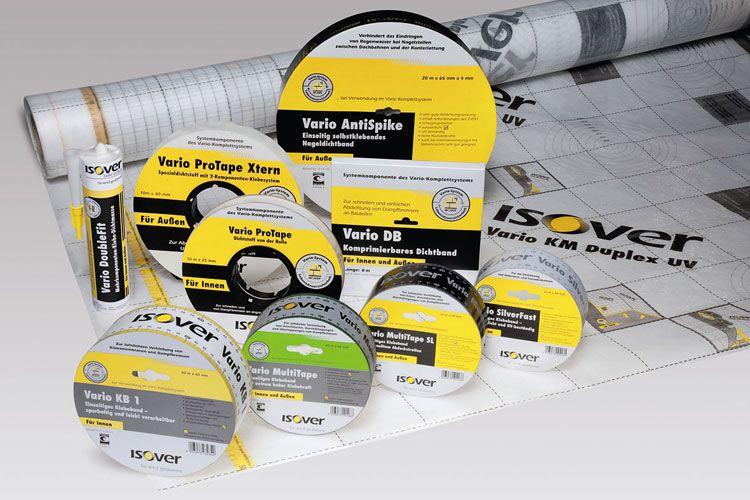 Gut bekannt ISOVER - Vario KM Duplex UV - Maler Lackierer Innenausbau St QR96